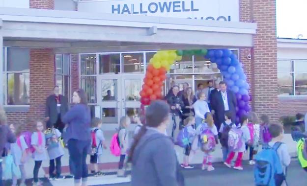Hallowell Elementary Horsham, Montgomery County