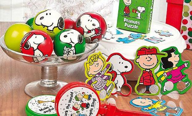 Peanuts Toys and Novelties