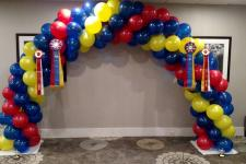 Intercollegiate Horse Show Association Balloon Arch