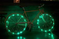 Real Cool Bike Lights for wheels