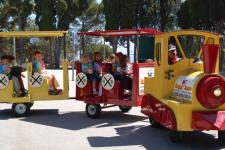 Happy Days Entertainment Trackless Train rental