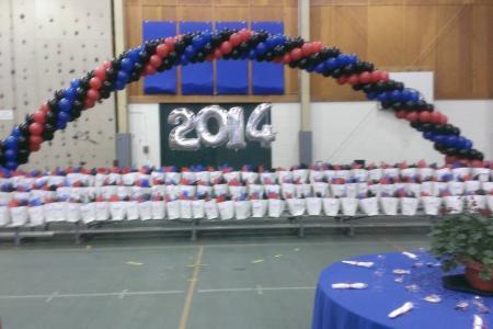 2014 Germantown Academy Senior Luncheon