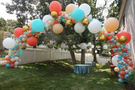 Balloon Artistry, established in 1987 by Jeff Fruman