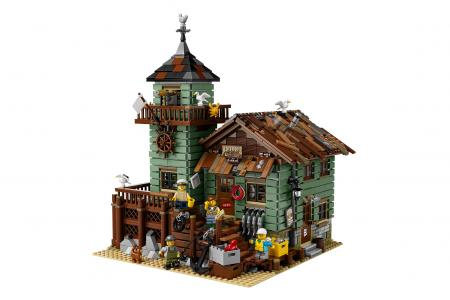 LEGO Ideas Old Fishing Store 21310 Building Set